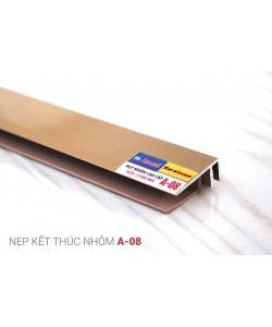 Nẹp sàn nhôm A-08